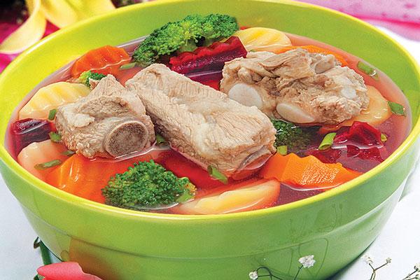"""Ăn nhiều đồ nóng và bị táo bón, thưởng thức ngay 3 món canh """"thần dược"""" sau để êm cái bụng! - Ảnh 4."""