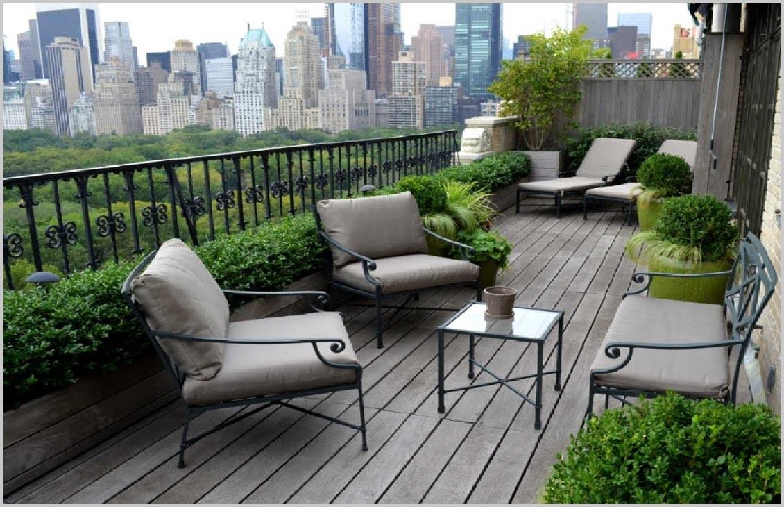 Ngắm ban công nhà Lý Nhã Kỳ mà phát mê: Rộng như sân vườn, đồ đạc tối giản mà lên ảnh đẹp như phim Hàn - Ảnh 8.