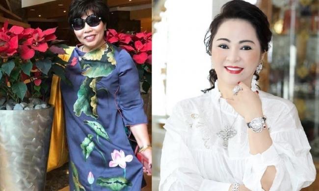 """Bà Nguyễn Phương Hằng tuyên bố kiện ngược lại doanh nhân Lê Thị Giàu: """"Có 100 bà Lê Thị Giàu kiện tôi, tôi cũng không sợ"""" - Ảnh 1."""