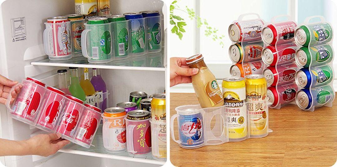 Chỉ với 7 món đồ nhỏ bé này, tủ lạnh nhà bạn sẽ cực kỳ sạch đẹp, không bao giờ bị bừa bộn - Ảnh 5.