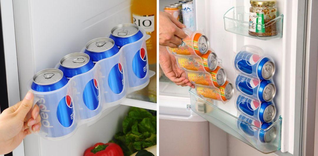Chỉ với 7 món đồ nhỏ bé này, tủ lạnh nhà bạn sẽ cực kỳ sạch đẹp, không bao giờ bị bừa bộn - Ảnh 6.
