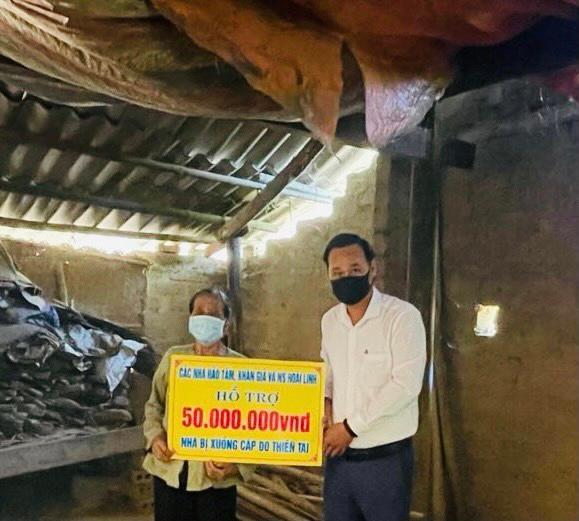 Hoài Linh đã giải ngân xong tiền ủng hộ miền Trung, số tiền tổng kết lại hơn 15 tỷ đồng - Ảnh 2.