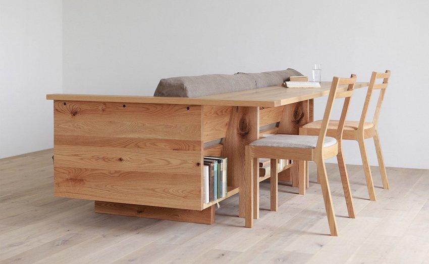 Ghế sofa kết hợp bàn làm việc – sản phẩm cực mê cho không gian hiện đại - Ảnh 4.