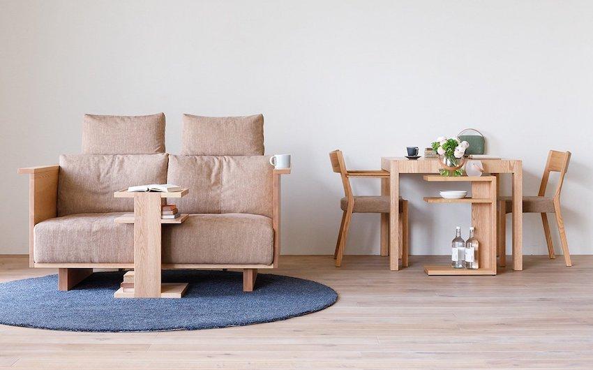 Ghế sofa kết hợp bàn làm việc – sản phẩm cực mê cho không gian hiện đại - Ảnh 7.