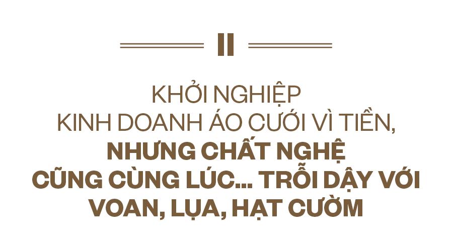 """Lek Chi """"ái nữ duy nhất của cố diễn viên Hồng Sơn"""": Cái ngông thời con gái và chất nghệ đàn bà đằng sau 1 nữ doanh nhân - Ảnh 5."""