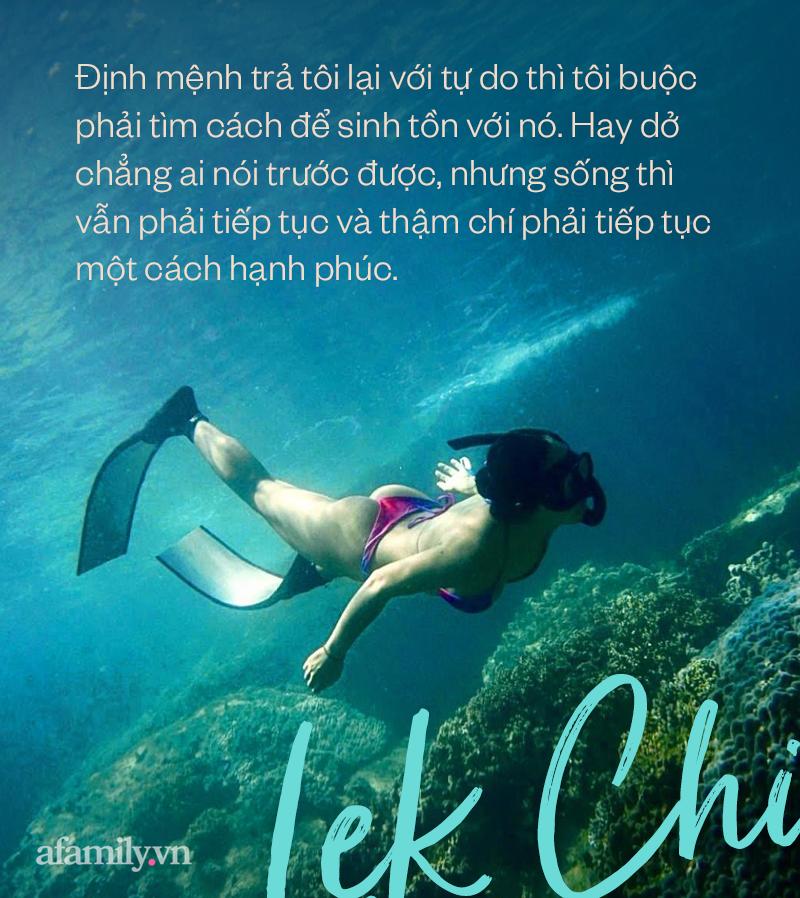 """Lek Chi """"ái nữ duy nhất của cố diễn viên Hồng Sơn"""": Cái ngông thời con gái và chất nghệ đàn bà đằng sau 1 nữ doanh nhân - Ảnh 2."""