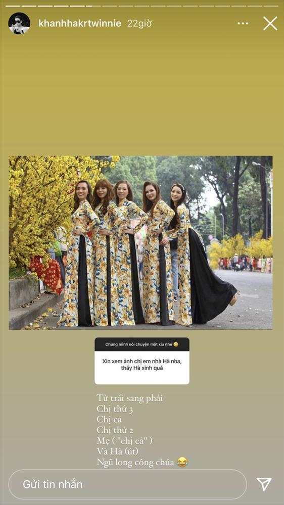 Tiểu thư Sài Gòn tiết lộ nhà có 4 công chúa, mẹ đứng giữa bao đẹp đội hình - Ảnh 1.