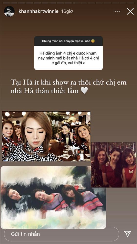 Tiểu thư Sài Gòn tiết lộ nhà có 4 công chúa, mẹ đứng giữa bao đẹp đội hình - Ảnh 3.