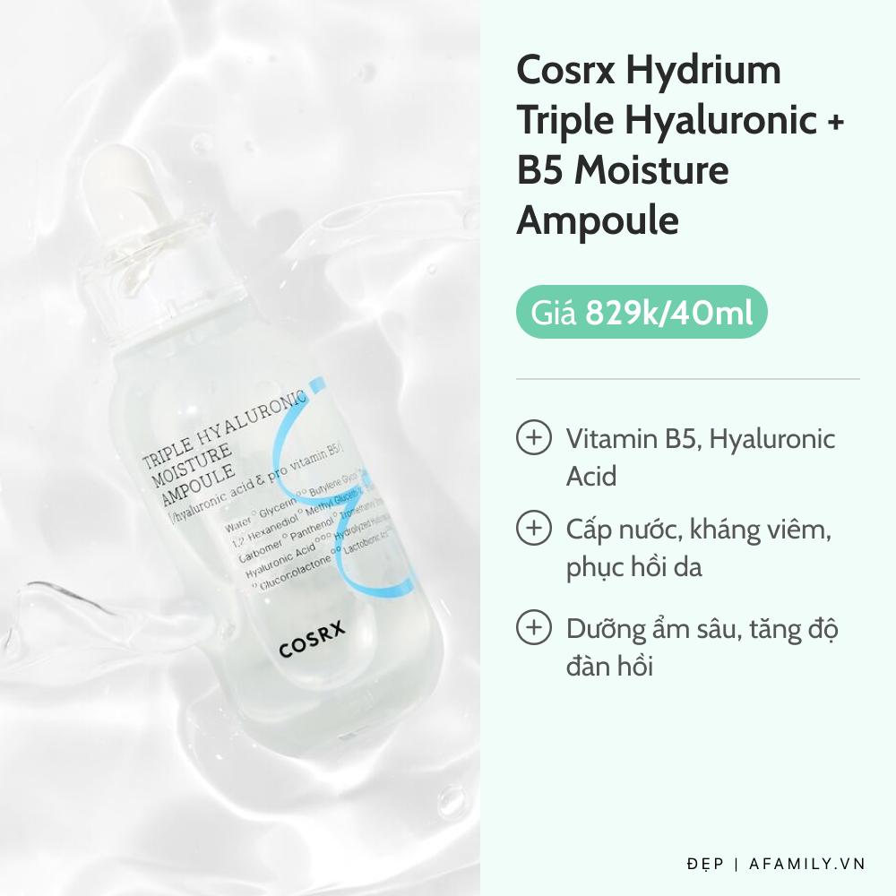 5 serum vitamin B5 phục hồi da hiệu quả kiêm luôn cấp nước, ngừa lão hóa - Ảnh 4.