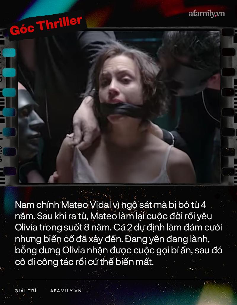 """""""Người vô tội"""" đầy máu me trên Netlfix: Cảnh 18+ dày đặc, chuyện hành nghề của gái mại dâm được lột tả trần trụi đến kinh tởm - Ảnh 2."""