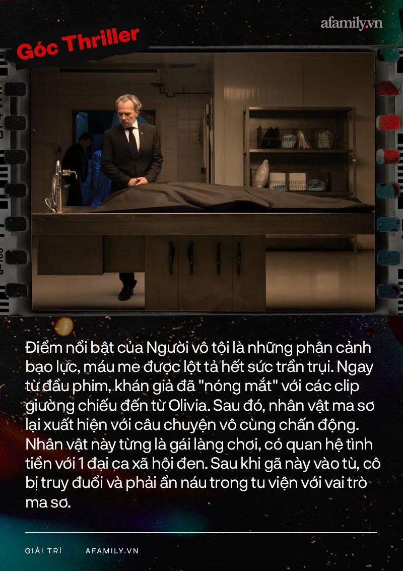 """""""Người vô tội"""" đầy máu me trên Netlfix: Cảnh 18+ dày đặc, chuyện hành nghề của gái mại dâm được lột tả trần trụi đến kinh tởm - Ảnh 4."""