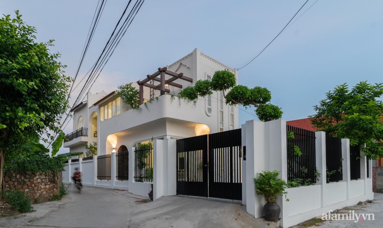 Con gái cải tạo nhà cấp 4 cũ kỹ thành không gian hiện đại, tinh tế làm món quà dành tặng ba mẹ ở Quảng Ninh - Ảnh 1.