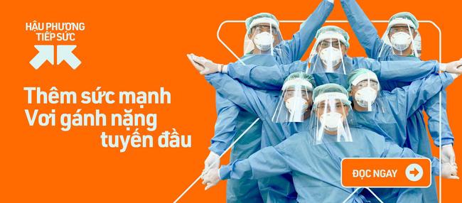 """Bác sĩ Bệnh viện C Đà Nẵng:""""Xuống tóc đi chi viện Bắc Giang lại thấy kiểu đầu này cũng hợp"""" - Ảnh 5."""