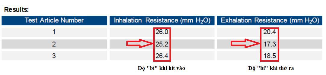 Khẩu trang made in Việt Nam lọc được 99% bụi siêu mịn, kiểm nghiệm chất lượng tại Mỹ - Ảnh 4.
