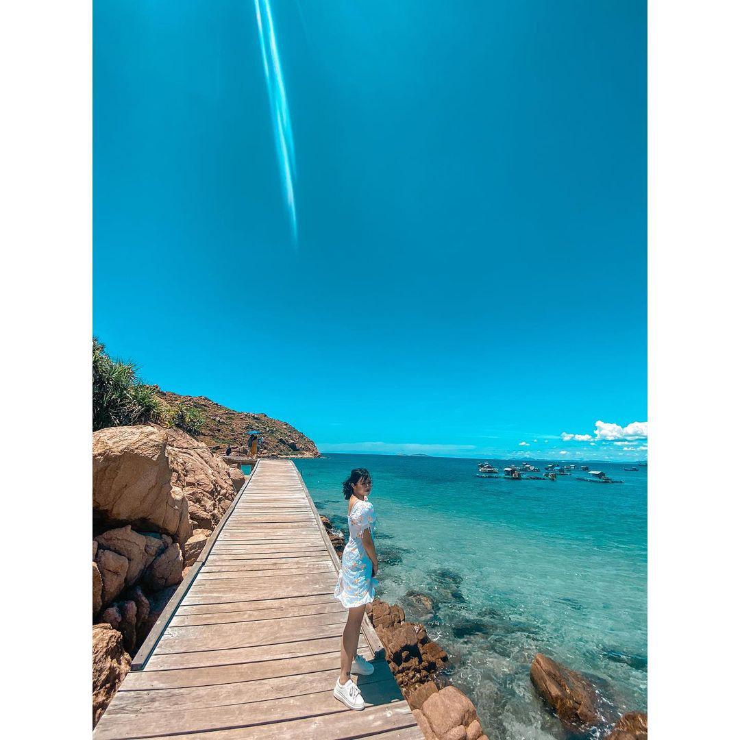 Lưu ngay 7 hành trình không thể bỏ lỡ ở thiên đường biển đảo Quy Nhơn - Ảnh 6.
