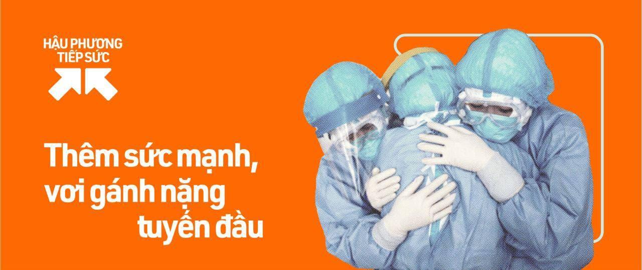 Ảnh chụp màn hình hot nhất MXH lúc này: Dân mạng thi nhau khoe đã góp gạo cùng những lời chúc đáng yêu đến Quỹ Vaccine Covid-19  - Ảnh 7.