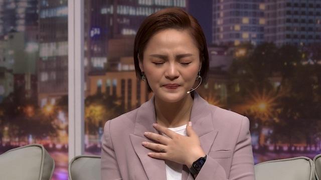 """Nữ diễn viên """"Hương vị tình thân"""": Đêm vượt cạn đầy tuyệt vọng và đau đớn vì sinh mổ - Ảnh 2."""