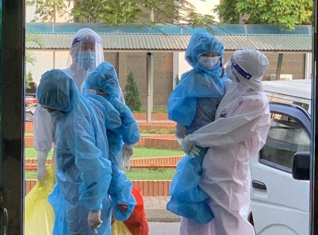 Tâm dịch Bắc Giang: Trẻ dưới 5 tuổi được cách ly y tế tại nhà - Ảnh 3.