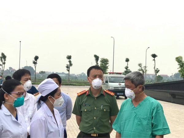 Bắc Giang: Đã có 207 bệnh nhân mắc COVID-19 được công bố khỏi bệnh - Ảnh 1.