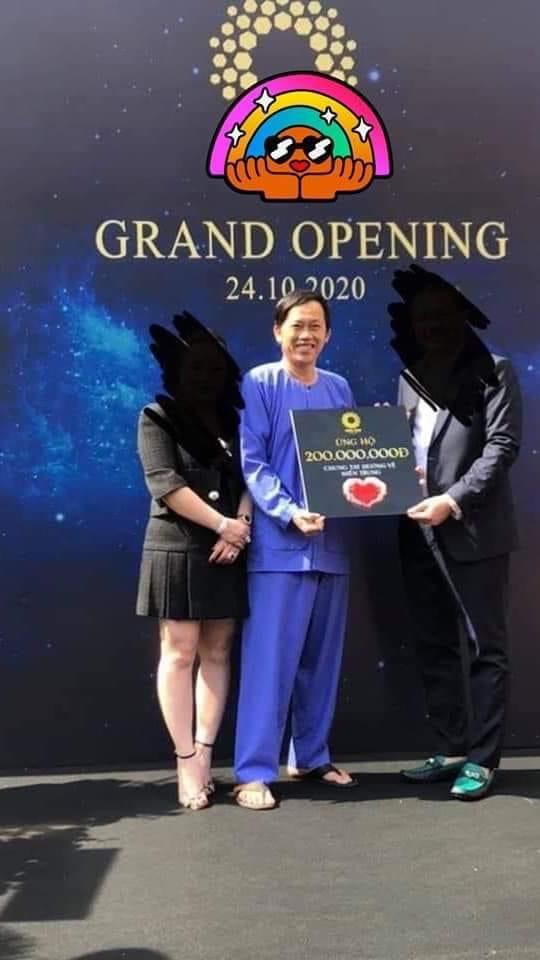 Xôn xao đoạn clip ghi lại cảnh NS Hoài Linh nhảy cực sung dù vừa trải qua xạ trị - Ảnh 4.