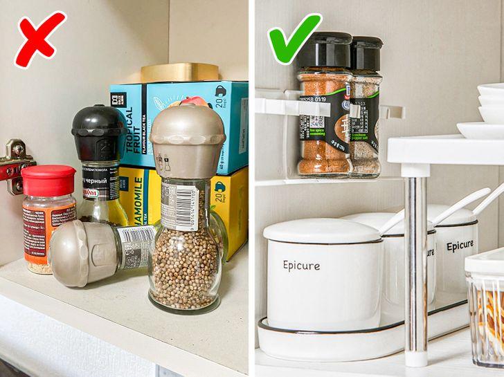 Những lời khuyên thiết thực giúp loại bỏ lộn xộn khỏi nhà bếp một cách nhanh chóng - Ảnh 3.
