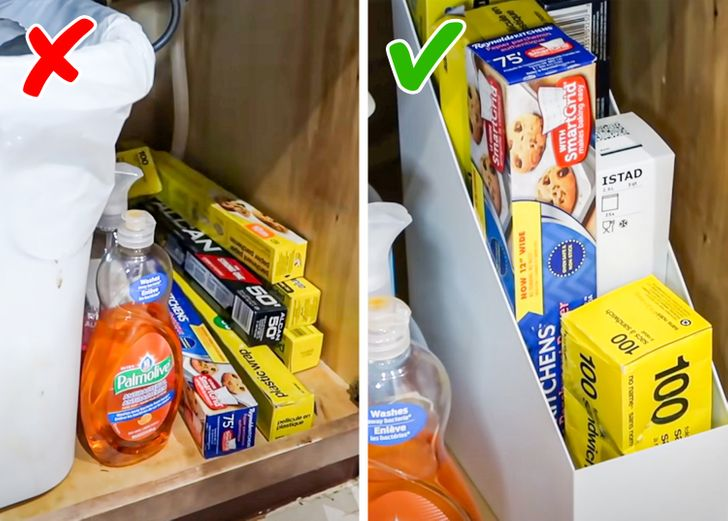 Những lời khuyên thiết thực giúp loại bỏ lộn xộn khỏi nhà bếp một cách nhanh chóng - Ảnh 4.
