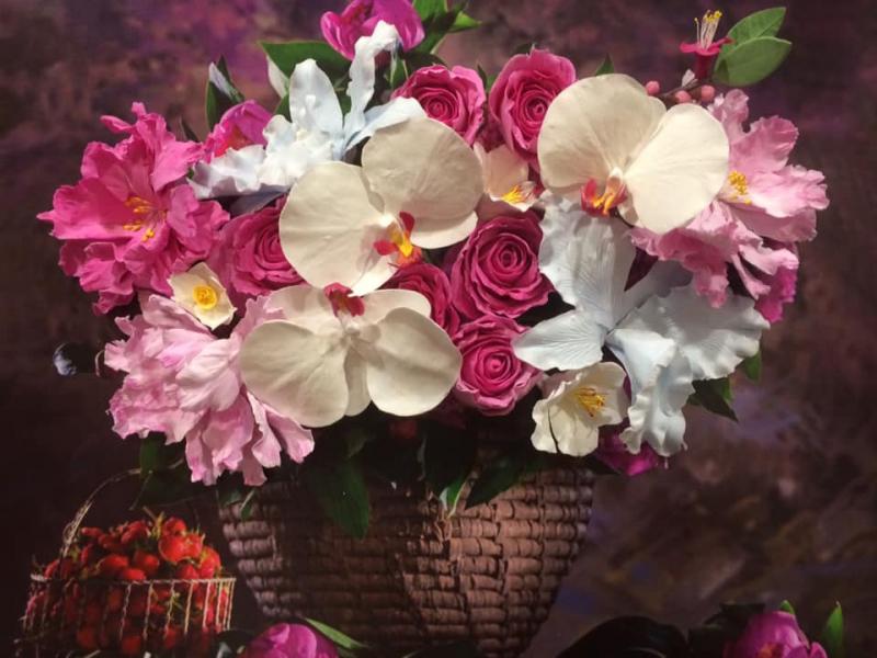 Không khéo tay cắm tay hoa tươi thì chọn ngay những loại hoa giả trang trí nhà cửa này, khách đến chơi ai cũng khen tấm tắc - Ảnh 7.