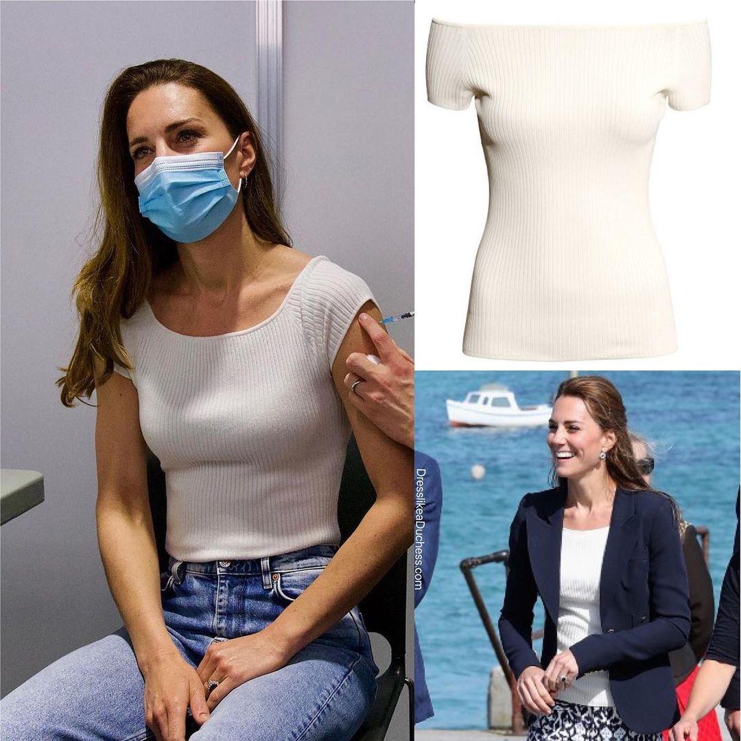 Dân tình ùn ùn mua áo H&M 400k giống Công nương Kate, có nhiều kiểu na ná để bạn dễ sắm theo - Ảnh 2.