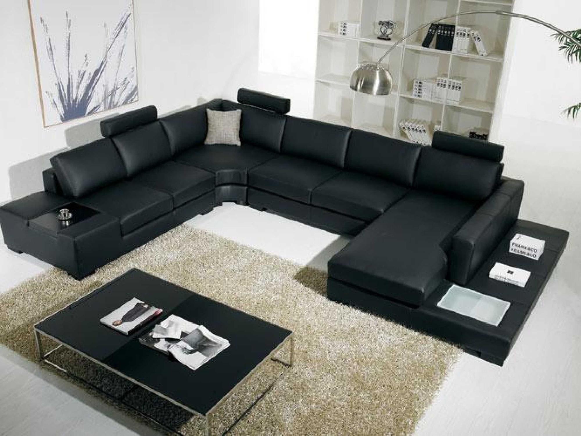Cách chọn kích thước ghế sofa lý tưởng cho không gian nhà bạn - Ảnh 4.