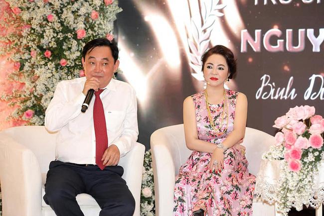 Doanh nhân Phương Hằng lần đầu tuyên bố đối thủ lớn nhất cuộc đời mình trong đúng lễ kỉ niệm 15 năm ngày cưới - Ảnh 2.