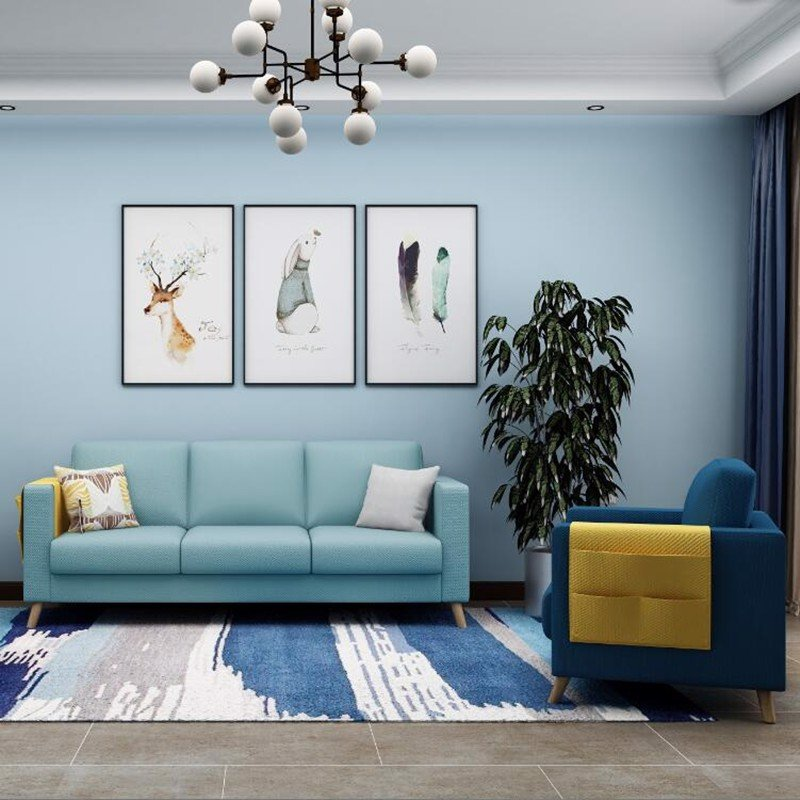 Cách chọn kích thước ghế sofa lý tưởng cho không gian nhà bạn - Ảnh 3.