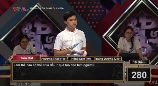Câu hỏi Olympia dễ ợt nhưng khiến thí sinh ngơ ngác không trả lời được: Thử xem bạn có bị đánh lừa trong 15s không nhé? - Ảnh 4.