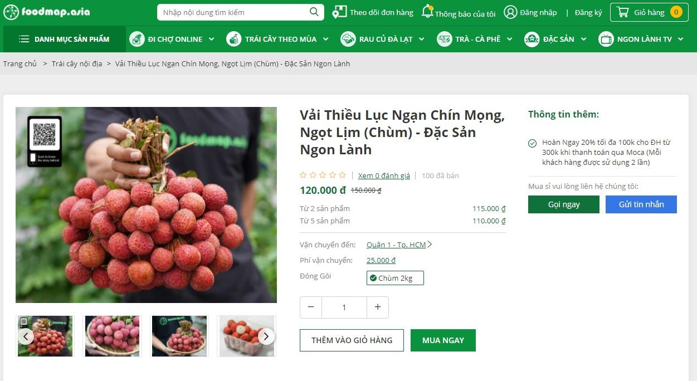 Sống ở Sài Gòn và thích ăn vải thiều Bắc Giang: 4 địa chỉ mua vải ngon chất lượng dành cho bạn - Ảnh 7.