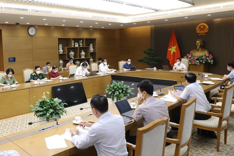Việt Nam sẽ thí điểm sử dụng công nghệ, sinh phẩm xét nghiệm Covid-19 qua nước bọt - Ảnh 1.