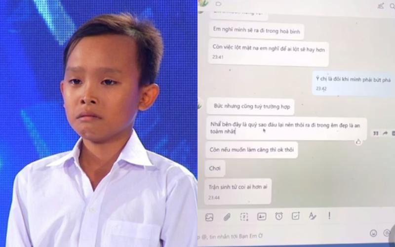 """Toàn bộ tin nhắn Hồ Văn Cường - con trai nuôi Phi Nhung tiết lộ về mẹ nuôi: """"Nhà bên đây toàn quỷ sao đấu lại nên thôi ra đi trong êm đẹp là an toàn nhất!"""""""