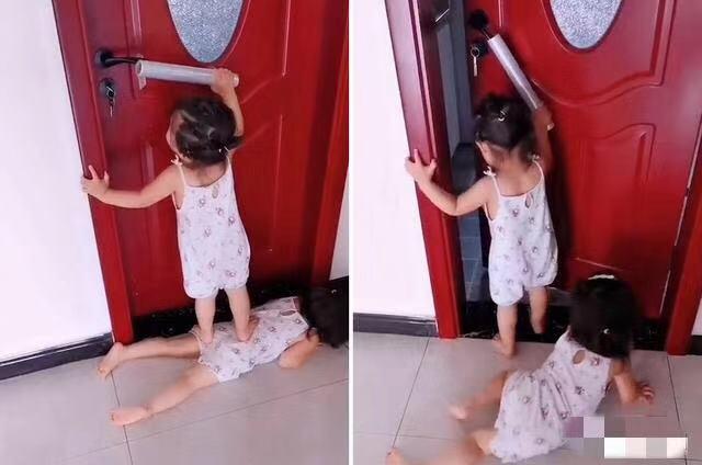 """Ai nói đẻ con gái cho bớt quậy? Mẹ bỉm sữa chia sẻ hình ảnh cặp song sinh với những trò quậy phá """"có đôi"""" khiến cô toát mồ hôi hột - Ảnh 2."""