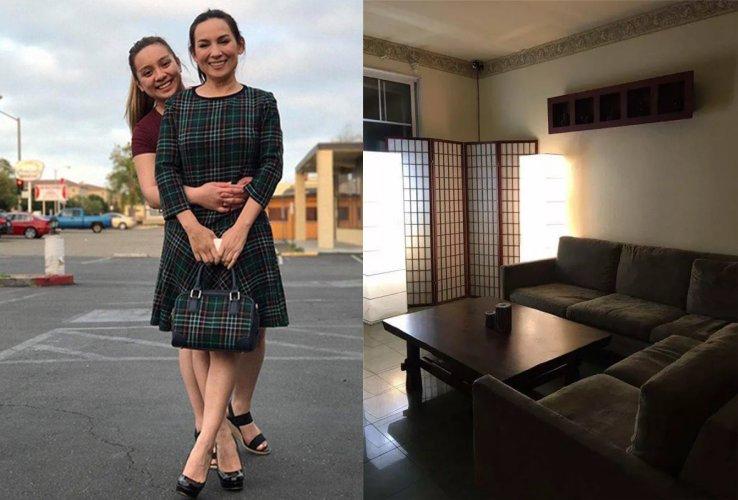 Nhà ở Mỹ của Phi Nhung gây bất ngờ vì quá giản dị, nhìn na ná quán trà đạo ở Việt Nam - Ảnh 1.