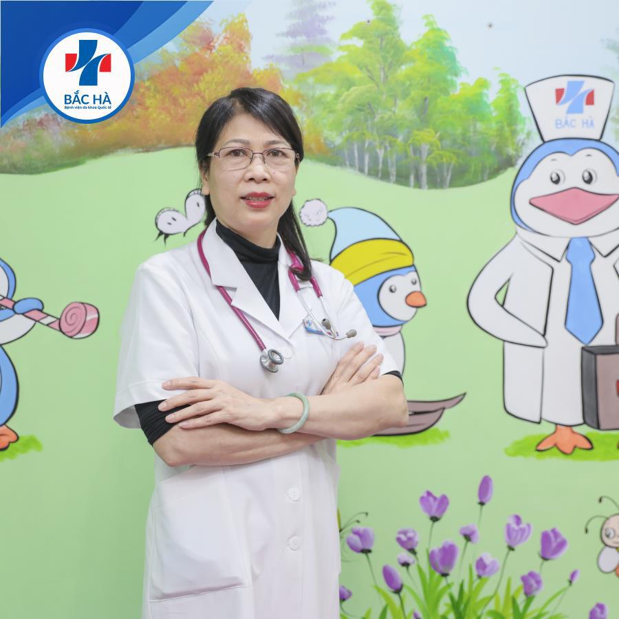Khoa nhi bệnh viện Quốc tế Bắc Hà: Chăm bé tận tâm - ươm mầm sức khỏe - Ảnh 1.