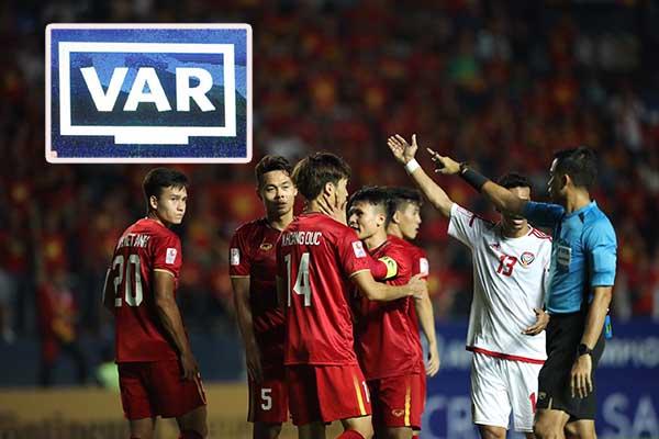 Chưa bao giờ sử dụng VAR, liệu sân Mỹ Đình có kịp tổ chức các trận đấu lịch sử của ĐT Việt Nam ở vòng loại World Cup 2022? - Ảnh 1.