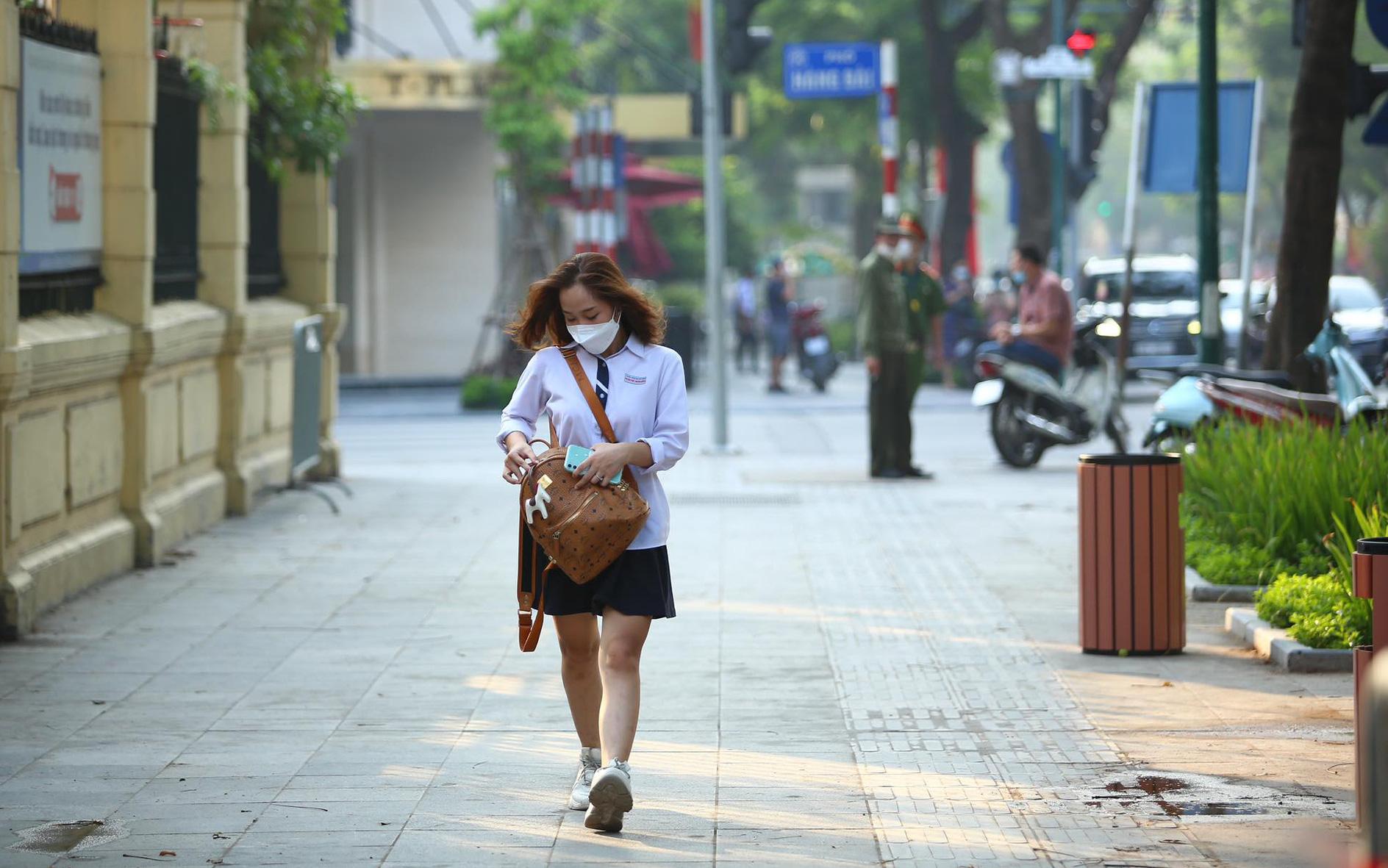 Mới: Hà Nội thông tin về kế hoạch hoàn thành năm học 2020-2021 và việc ôn tập, kiểm tra khi học sinh đi học trở lại