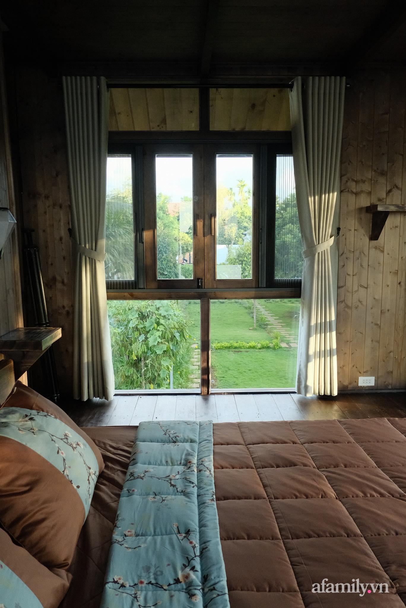 Căn nhà gỗ bình yên hướng tầm nhìn ra hồ nước trong veo, thơ mộng ở Buôn Mê Thuột - Ảnh 18.