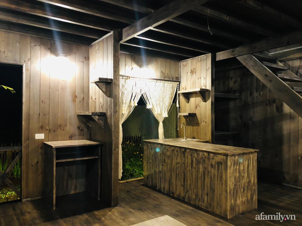Căn nhà gỗ bình yên hướng tầm nhìn ra hồ nước trong veo, thơ mộng ở Buôn Mê Thuột - Ảnh 14.
