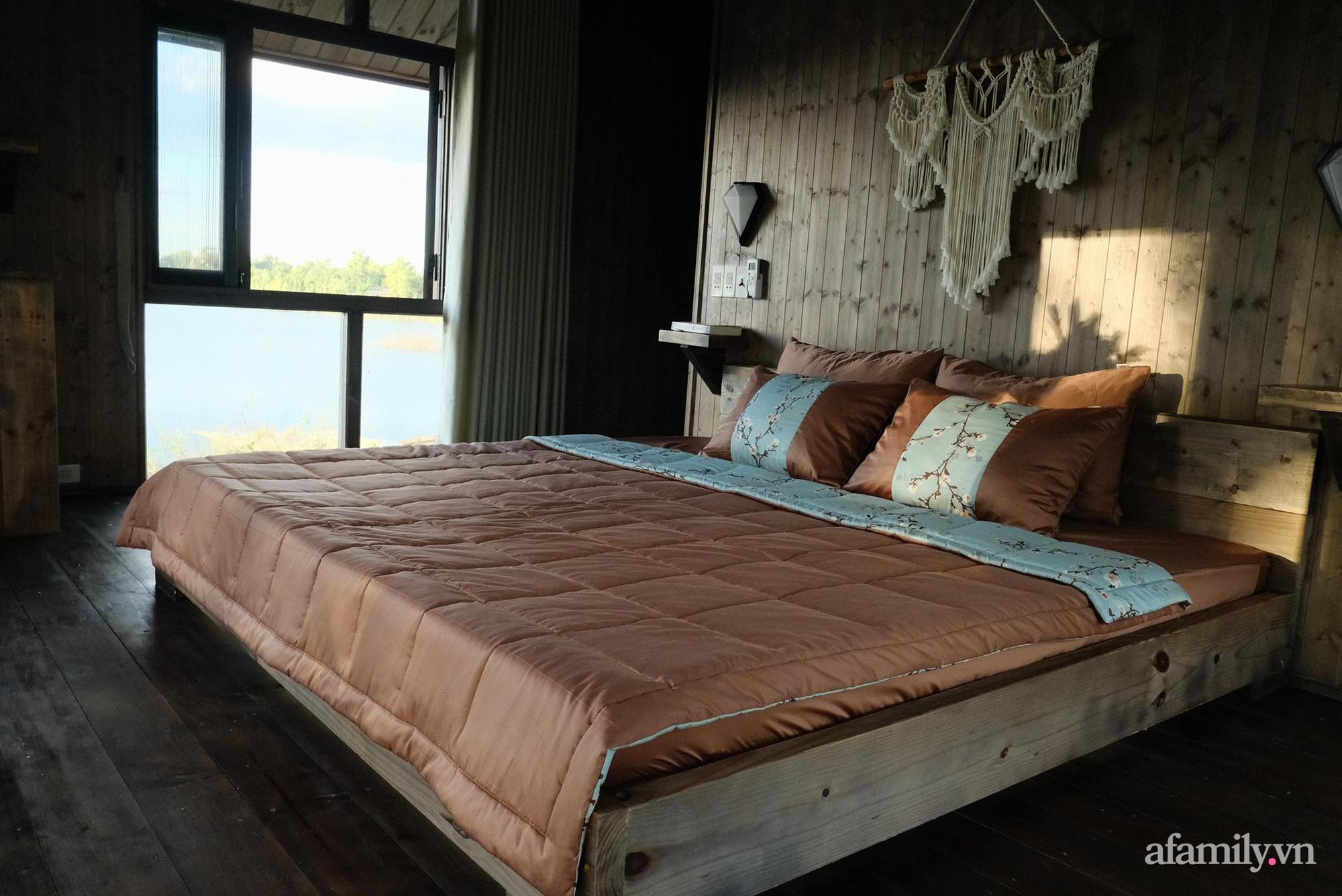 Căn nhà gỗ bình yên hướng tầm nhìn ra hồ nước trong veo, thơ mộng ở Buôn Mê Thuột - Ảnh 17.
