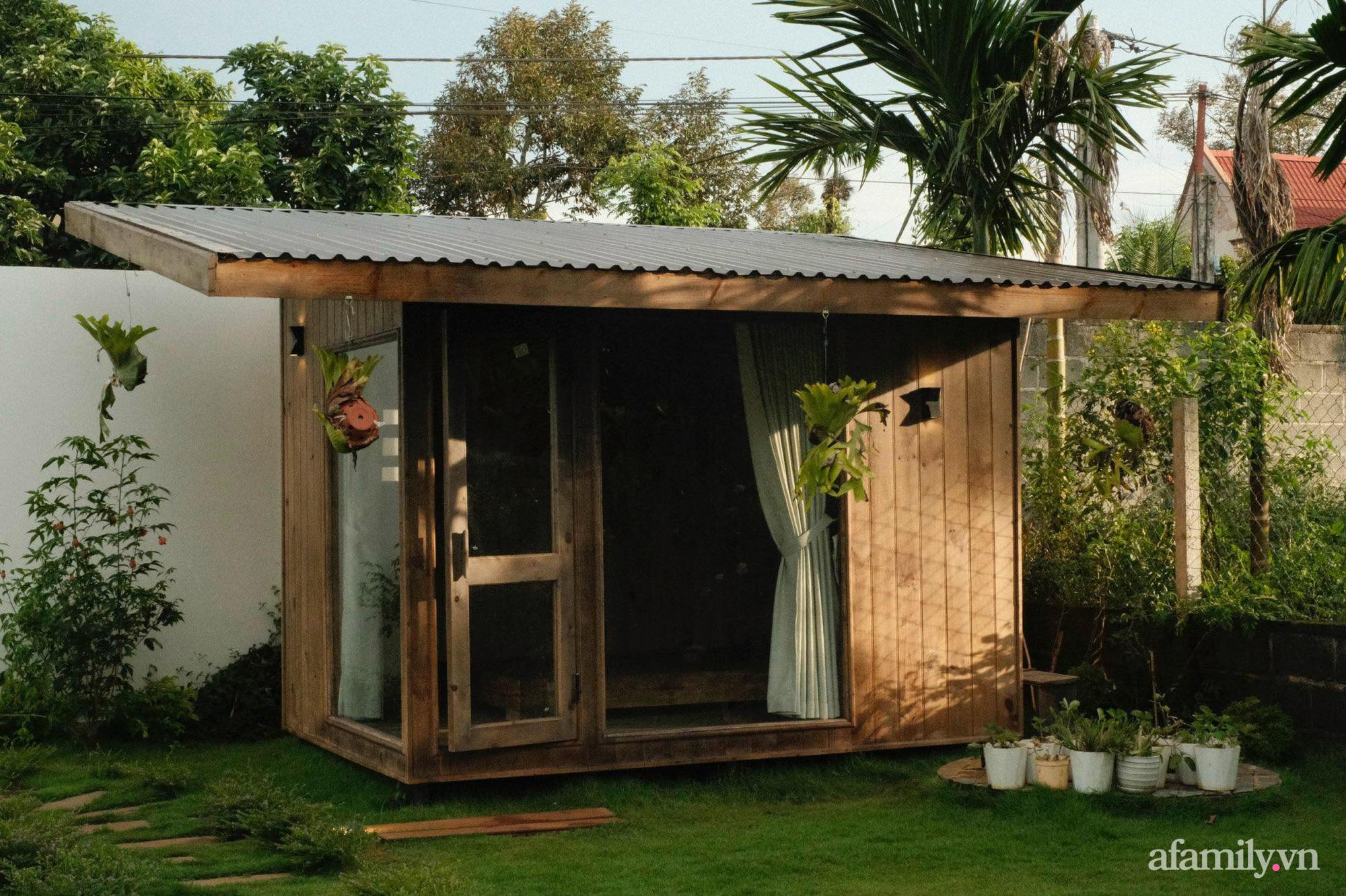 Căn nhà gỗ bình yên hướng tầm nhìn ra hồ nước trong veo, thơ mộng ở Buôn Mê Thuột - Ảnh 22.
