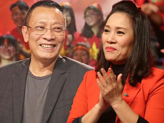 """4 cặp đôi MC """"ăn ý"""" nổi tiếng VTV, người có cuộc sống hôn nhân viên mãn, người lận đận tình duyên - Ảnh 1."""