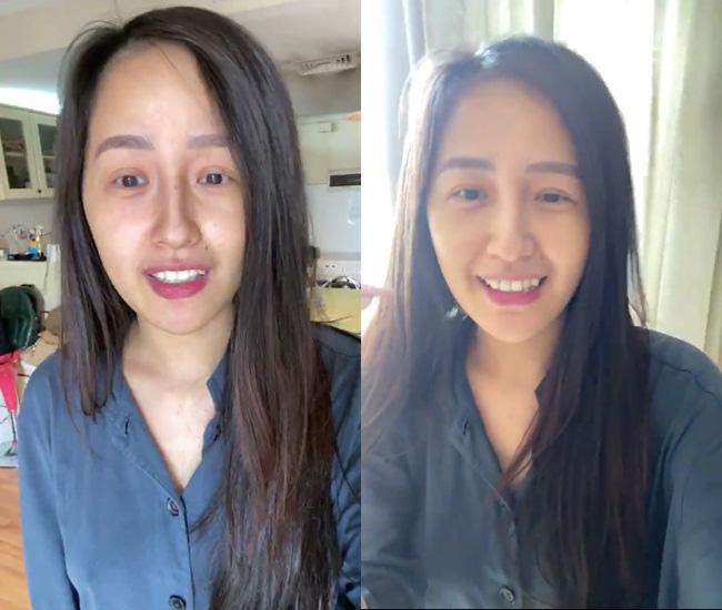 Một nàng Hậu có năng lực đáp trả quách tỉnh khi bị nhắc chuyện makeup, xinh sẵn rồi quên hoạ mặt tí có sao? - Ảnh 5.