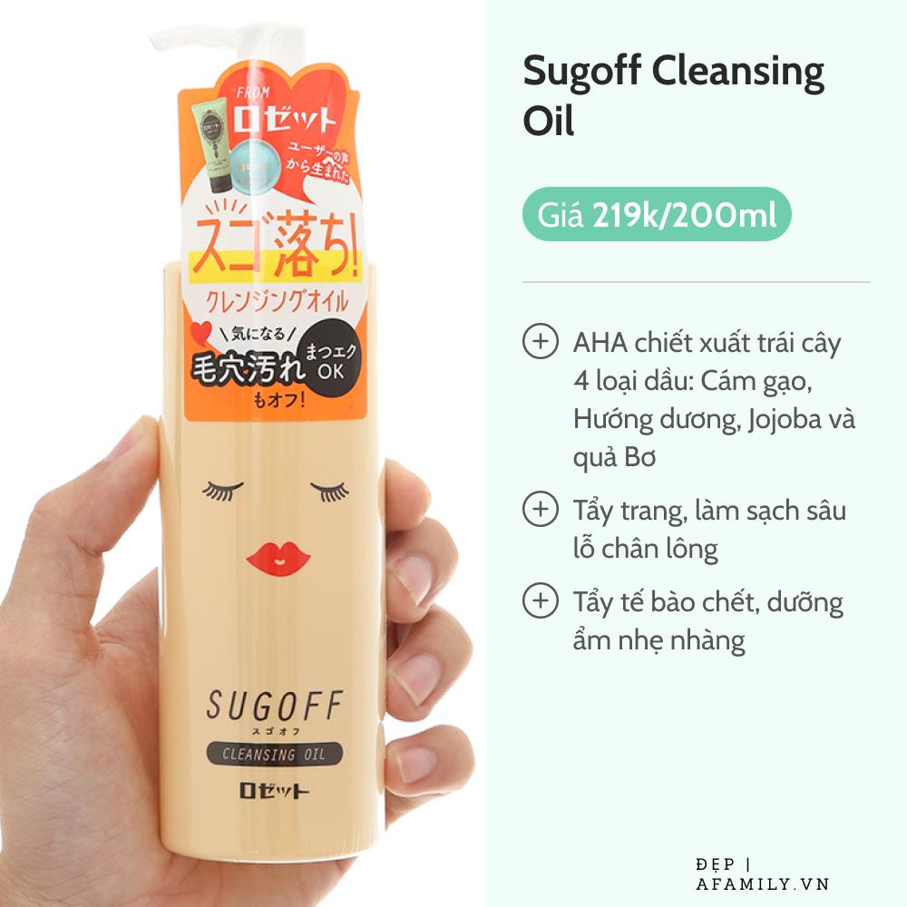 5 loại dầu tẩy trang làm sạch sâu lỗ chân lông, giúp da thông thoáng và ngừa mụn từ trong trứng nước - Ảnh 4.