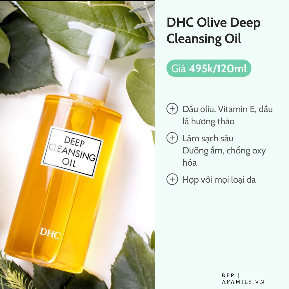 5 loại dầu tẩy trang làm sạch sâu lỗ chân lông, giúp da thông thoáng và ngừa mụn từ trong trứng nước - Ảnh 8.