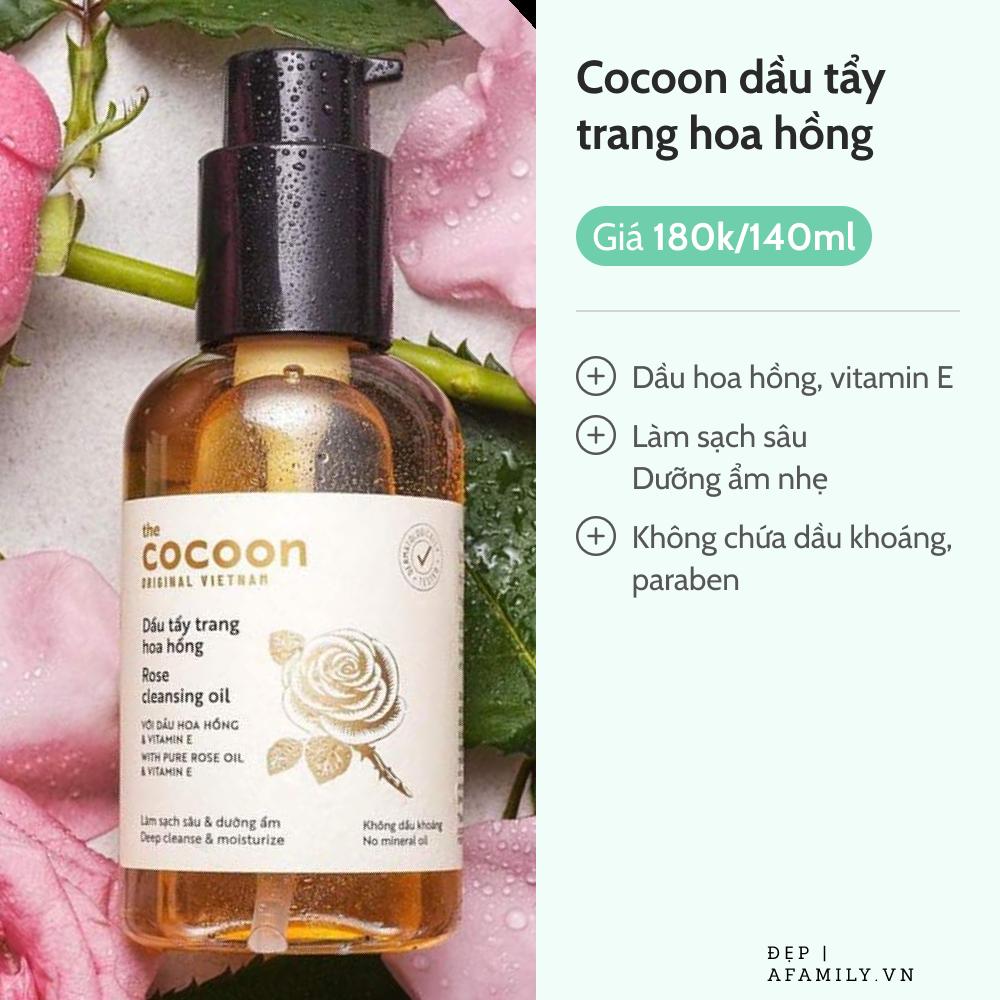 5 loại dầu tẩy trang làm sạch sâu lỗ chân lông, giúp da thông thoáng và ngừa mụn từ trong trứng nước - Ảnh 2.