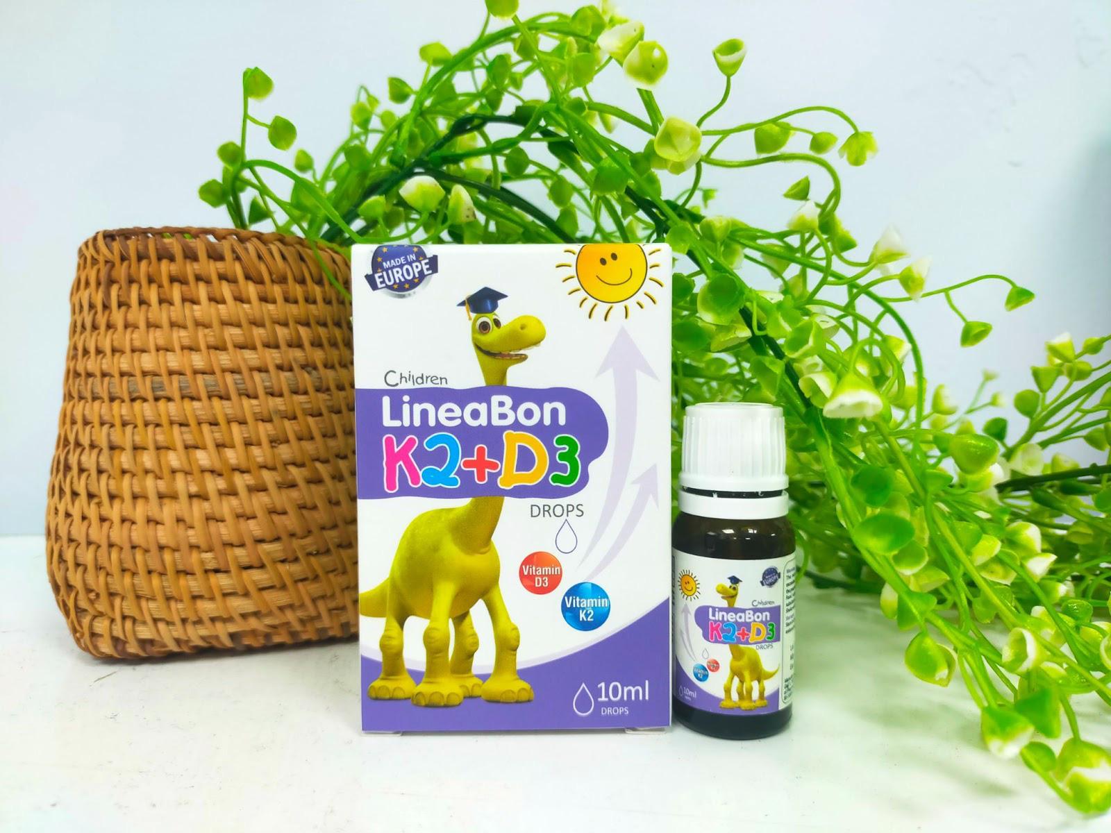 LineaBon - Hỗ trợ hệ xương cho trẻ trong giai đoạn phát triển chiều cao ngay từ khi sơ sinh - Ảnh 3.
